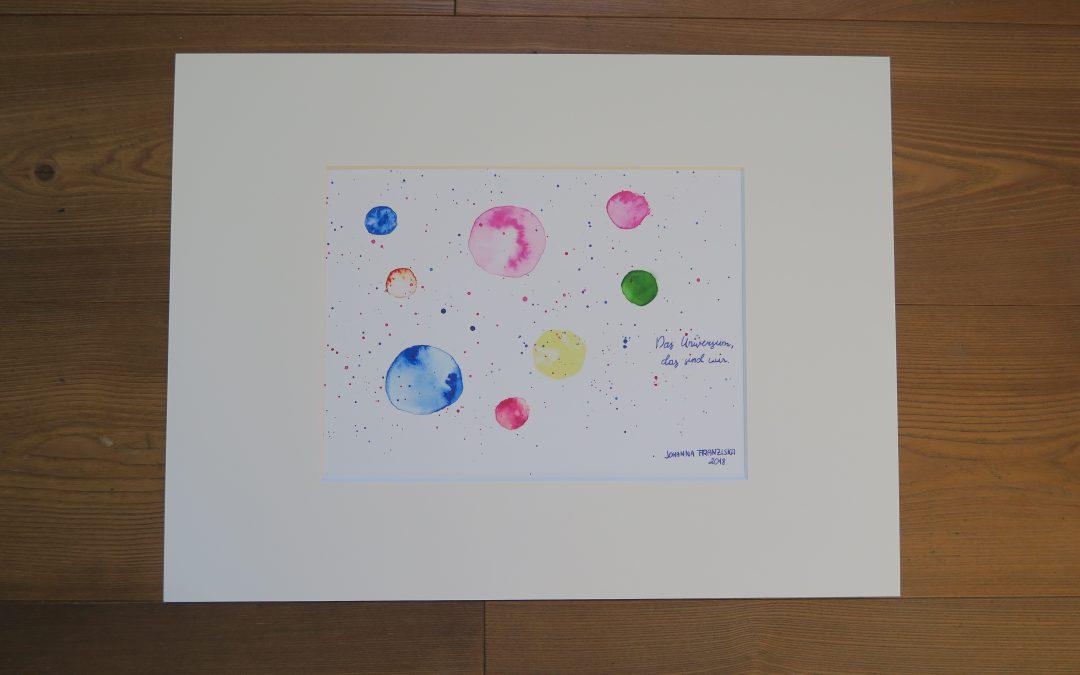 Ein Weihnachtsgeschenk, das Mut macht – Fine Art Prints