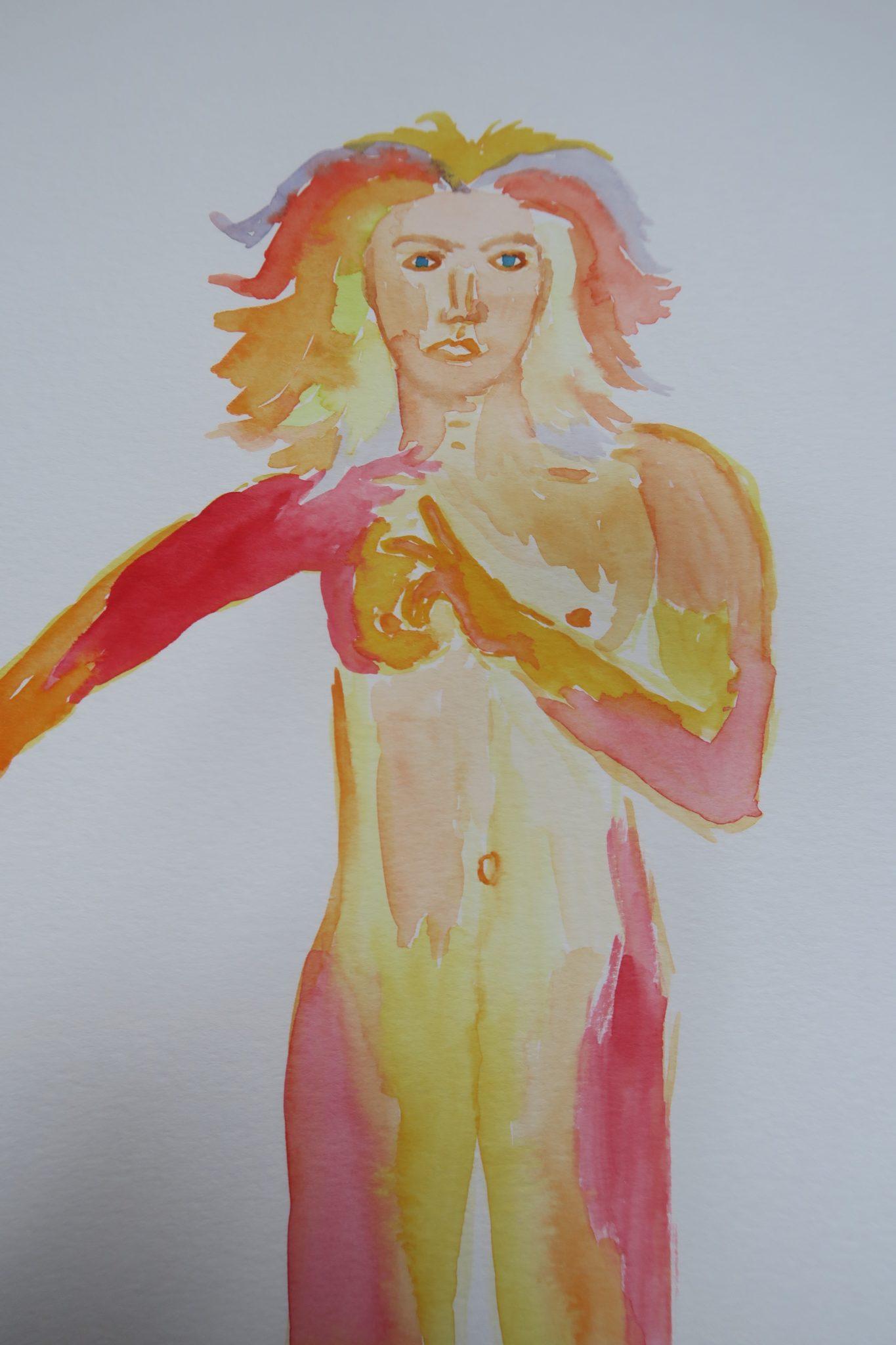 Die Phönixfrau
